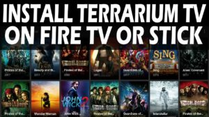 Install Terrarium TV On Fire TV Or Fire TV Stick