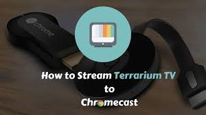 Download Terrarium TV for Chromecast