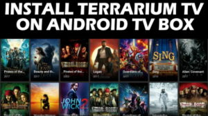terrarium tv android box